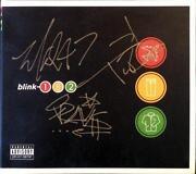 Blink 182 Signed