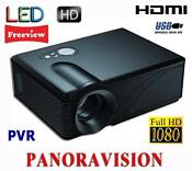 HD Projector 1080p LED