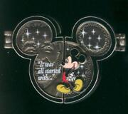 Disney Hinged Pin