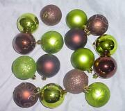 Lime Green Baubles