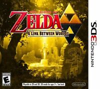 Trading 3DS Zelda A Link Between Worlds For Games On Any System