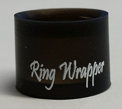 Ring Wrapper  (Black, Large)