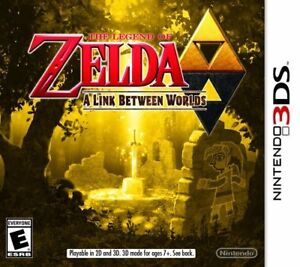 Zelda A Link Between Worlds sur 3DS