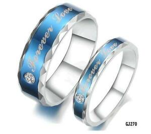His and Hers Wedding Bands | eBay