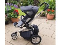 quinny buzz travel system 3 Wheel