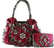 Purse with Flower