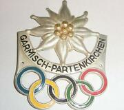 1936 Olympic Badge