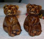 Vintage Animal Salt and Pepper Shakers