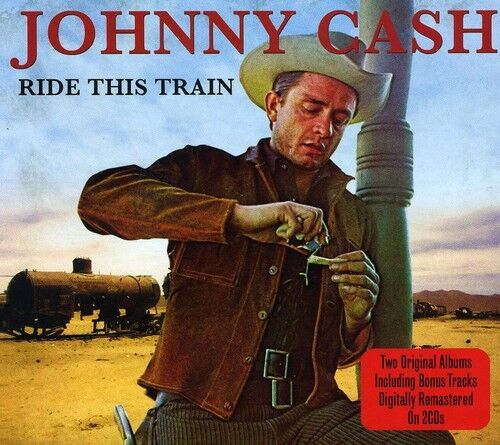 Johnny Cash - Ride This Train [New CD] UK - Import
