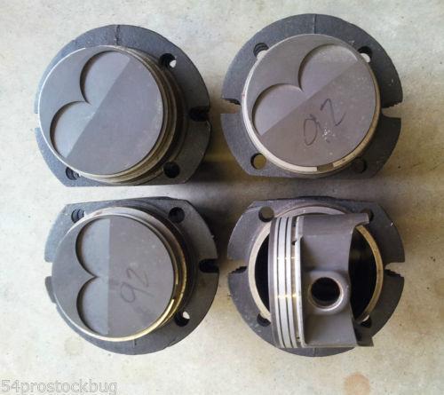 Vw Piston Kit: VW Type 1 Pistons