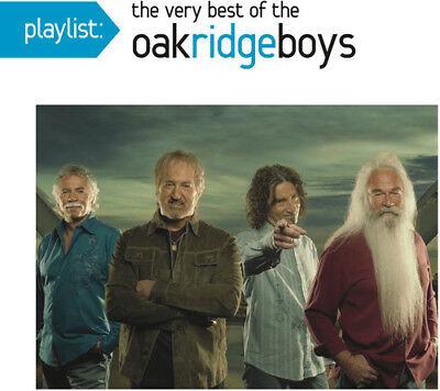Oak Ridge Boys - Playlist: The Very Best Of Oak Ridge Boys 8 (CD Used Very (Good Better Best Oaks)