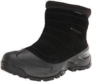 Columbia Men's Snowblade Slip Waterproof Boot Cold Weather Boot