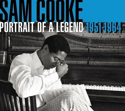 Sam Cooke - Portrait of a Legend 1951-1964 [New Vinyl LP]