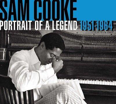Sam Cooke - Portrait of a Legend 1951-1964 [New Vinyl LP]