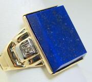 Antique Mens Rings