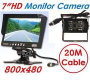 Caravan Reversing Camera