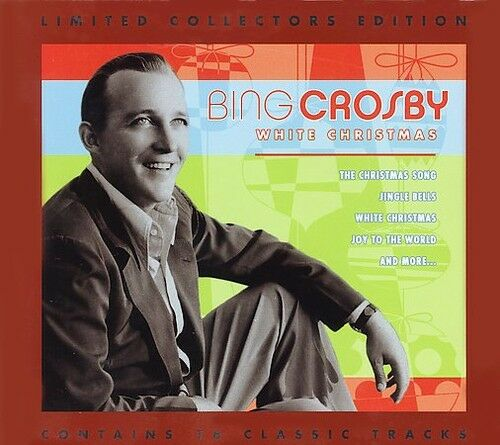 Bing Crosby - White Christmas [New CD] Collector's Ed, O-Card Packaging