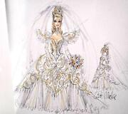 Bob Mackie Bride Barbie