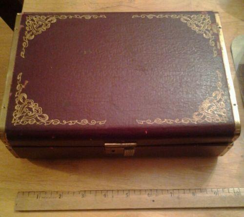 Farrington Jewelry Box Extraordinary Farrington Jewelry Box EBay