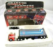 Transformers G1 Boxed