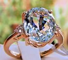 Diamond Solitaire Fine Gemstone Rings