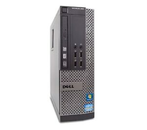Dell Optiplex 990, i7 3.4Ghz Quad Core, W7 Ultimate