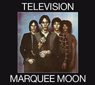 Television - Marquee Moon LP Vinyl RHINO RECORDS