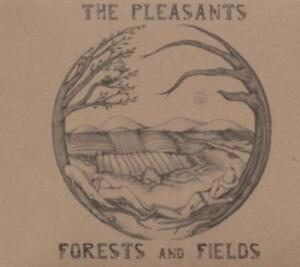 CD The Pleasants Forests and Fields Album Digibag  (K96)