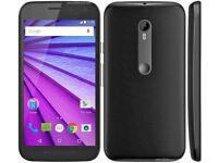 Motorola moto G 3rd gen lock / unlock smartphones GRADED
