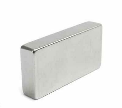 Wholesale 1 2 5 10 Super Block Magnets 2 X 1 X 12 Rare Earth Neodymium N52