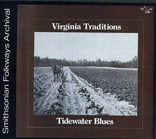 Various Artists - Tidewater Blues / Various [new Cd]