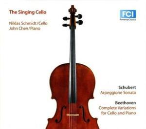 Schmidt,Niklas - The Singing Cello (OVP)