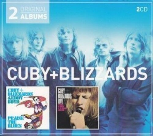 Cuby & Blizzards - Praise The Blues / Live 68 Recorded [new Cd] Hollan