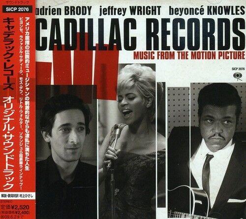 Cadillac Records - Cadillac Records (original Soundtrack) [new Cd] Jap