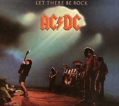 Ac Dc   Let There Be Rock  New Cd