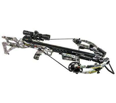 New Killer Instinct Ripper 415 Illuminated 4x32 Scope Crossbow Package 1105