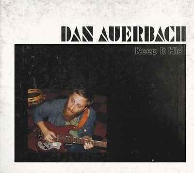 Dan Auerbach   Keep It Hid  New Vinyl  Bonus Cd