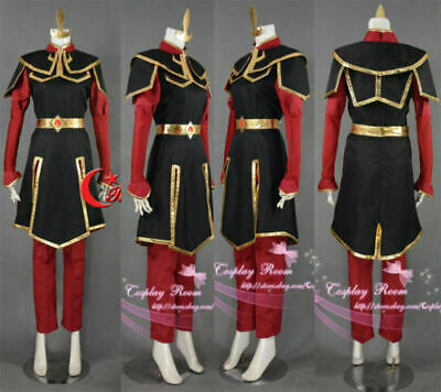 Azula Cosplay Costume from Avatar The Last Airbender Cosplay Costume &