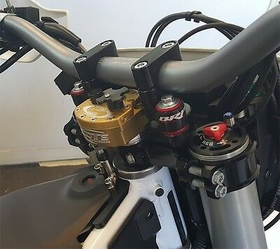 Scotts Performance BRP Rubber Damper Stabilizer Kit Husqvarna 701 Enduro 16 17