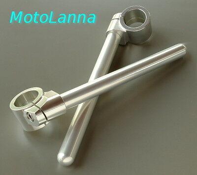 CLIP ON HANDLE BARS 35MM BILLET CNC <em>YAMAHA</em> SR500 XS650 CB 750 CB 550 N
