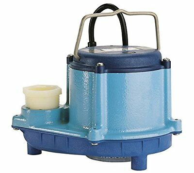 Little Giant 8-cia Automatic Submersible Sump Pump 508158 410 Hp 45 Gpm