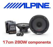 Alpine Speakers