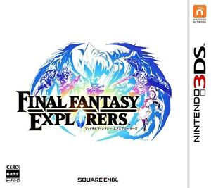 Final Fantasy Explorers in Valleyfield QC
