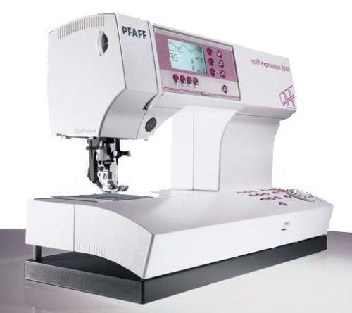 pfaff quilting machine prices
