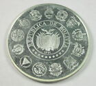 Silver 1991 South American Coins