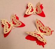 3D Butterfly Wedding