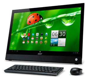 """Acer 21.5"""" Android All-in-One Multi-touch Desktop PC"""