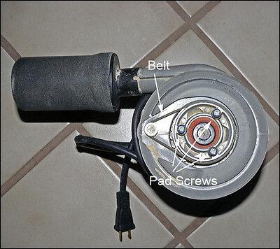 2 BELTS for Porter Cable  Random Orbit Sander, No.  903373, Delta, DeWalt, B&D