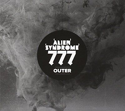 Alien Syndrome 777 - Outer [CD]