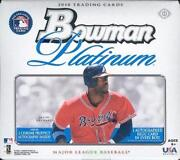 2010 Bowman Platinum Box